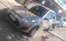 Fiesta Hatch 1.6 2012 com kit gás