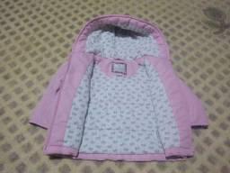 Jaquetinha infantil para menina