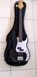 Contra Baixo Strinberg Precision Bass Blindado 4 cordas
