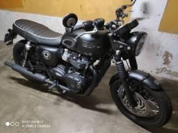 Bonneville T120 Ace 2020 - Série Especial Limitada