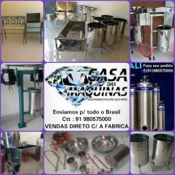 Maquinas de açaí vendas direto com a fábrica