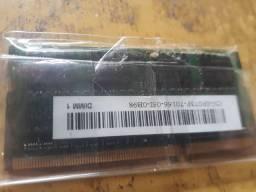 Memória RAM 2gb notebook Dell latitude E5410