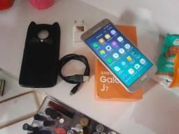 Samsung j7  entrego passo cartão