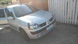 Clio sedan 2003 completo