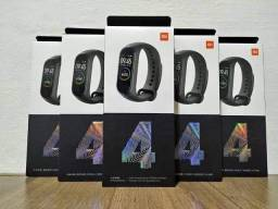 SmartBand Xiaomi Mi Band 4 Original Lacrada - Idioma Portugues!!!
