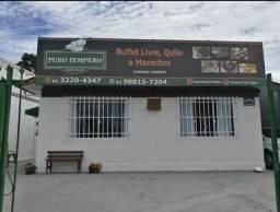 Restaurante completo- prox. Av. Mauricio Fruet/Jardim Botânico