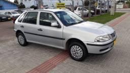 VW Gol 1.0 - 8 Válvulas - Baixo KM - Financiamento Facilitado - 2005