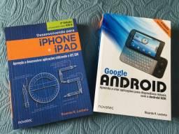 Livros para desenvolvedor de aplicativos app