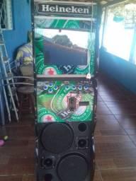 Máquina de música nova