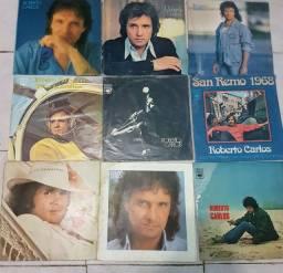 Coletânea de Vinil Roberto Carlos