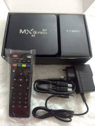 Tv Box Mxq 4k 5g pro, 16gb, 2gb ram, android 9 gb ram. Android 9.0