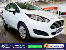 New Fiesta SE 1.6 2017/2017 Novíssimo
