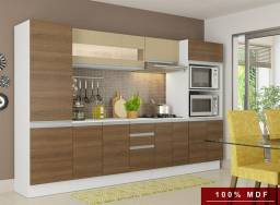 Cozinha Modulada 100% MDF Alta Qualidade