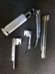 30 conjuntos de laringoscópio com 4 pas