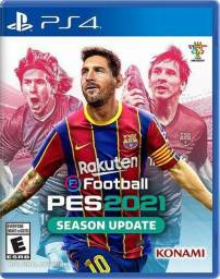 PES 2021 PS4