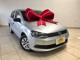 VW - Voyage 1.6 Ú.Dono ( 2.000 Entrada/Cartão 12x) MOD 2016