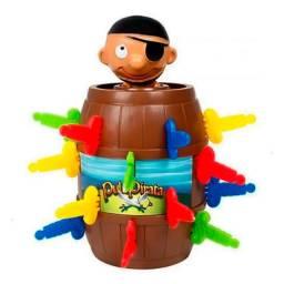 Jogo Pula Pirata - Brinquedo Estrela