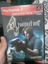 Resident Evil 4 Original PS2