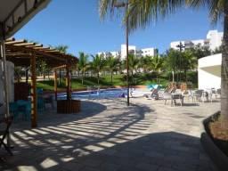 Flat mobiliado a venda no Condomínio Hotel Lagoa Quente em Caldas Novas Goiás