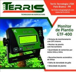 Monitor de plantio conta grão GTF-400