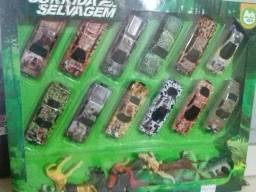 Corrida selvagem ark toys