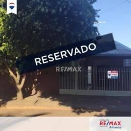 Casa com 2 dormitórios à venda, 100 m² por R$ 110.000,00 - Jardim Morada do Sol - Presiden