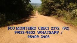 Terreno 400 chácaras 40x50 na Manuel Urbano 3.500.000,00