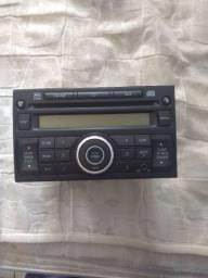 Rádio som Nissan