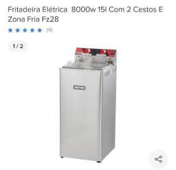 Fritadeiras elétricas 15l