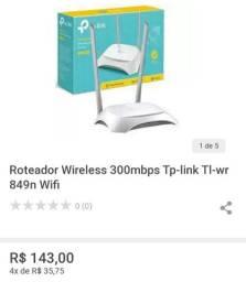 Roteador Wifi  TP - Link 30 reais