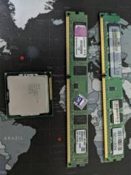 Memoria ddr3 8Gb + i3 2°gen