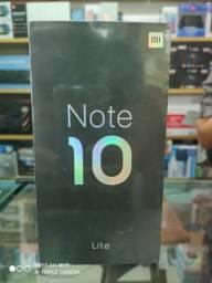Note 10 lite 6 ram 128gb novos com garantia de 1 ano