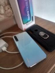Celular xiaome Redmi Note 8 impecável,sem marcas de uso