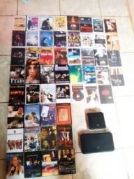 Ex filmes originais e cds rarros