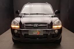 º Hyundai Tucson GLS V6 Completa Automática Teto Solar º