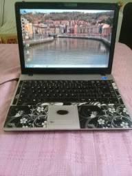 Notbook intel core2duo 1.85 Ghx