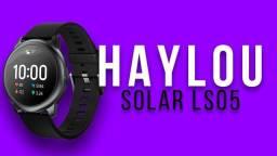 Relógio Smartwatch Xiaomi Haylou Solar LS05 Versão Global + Película De Brinde