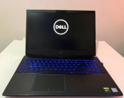 Dell G3 15 Gaming, ainda na garantia Dell, no Site está $6200