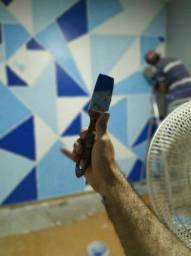 Pintor inovação