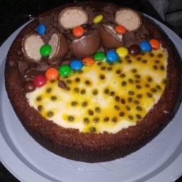 Não de fora faça sua encomenda de tortas e bolos tdos com recheio gurmet