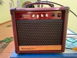 Amplificador/ caixa de som Meteoro