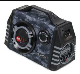 Caixa Amplificada Bluetooth Usb Xm350 Polyvox 200 Watts<br>