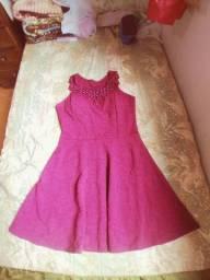 Vendo vestido de festa novo