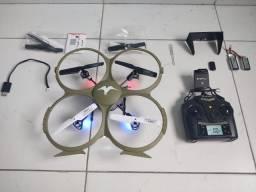 Drone Kolibri Discovery Delta-Recon WiFi Tactical Edition Military