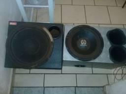 caixa de som para carros