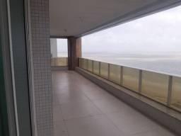 Frente mar com 400 metros - 5 suítes - 5 vagas
