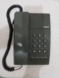 Telefone De Mesa Com Fio