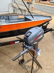 Carretas para canoa