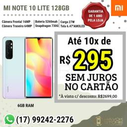 Mi Note 10 Lite 128gb ROM PRONTA ENTREGA