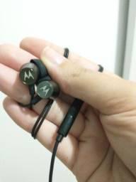 Fones de ouvido Motorola originais